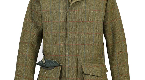f12501f98 Musto Lightweight Machine Washable Tweed Shooting Jacket - Hampshire ...
